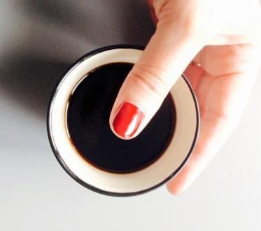 Sunny Nails et la pause café