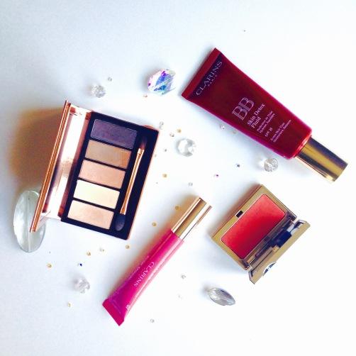 Maquillage éclatant avec la nouvelle collection de Clarins