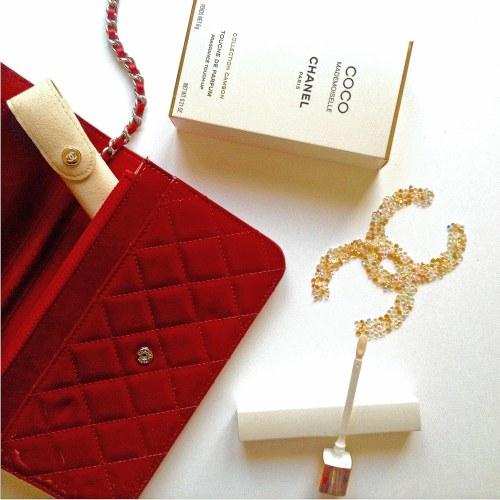 Chanel Touche de Parfum Coco Mademoiselle